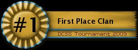 Best Clan: 1st