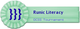Runic Literacy