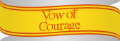 Vow of Courage II: Get two runes before entering D:14 (or below) in that game.