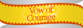 Vow of Courage III: Get four runes before entering D:14 (or below) in that game.